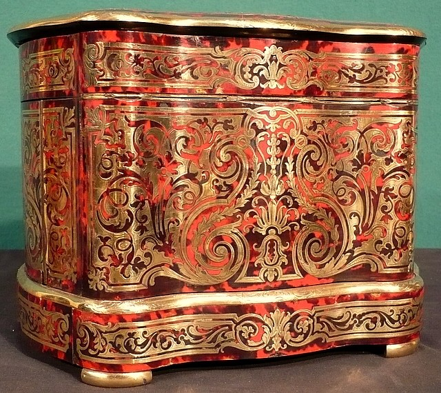Boulle box