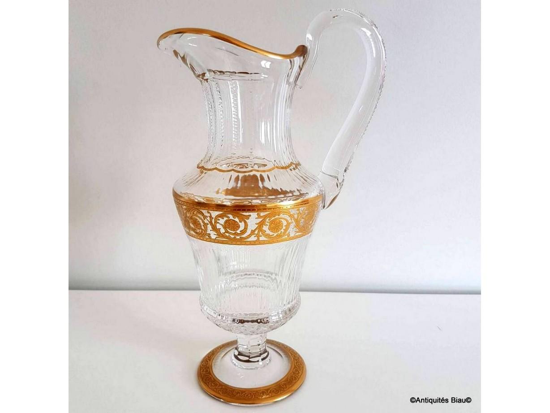 Broc St Louis Thistle Or Cristal