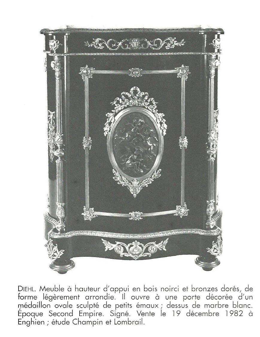 meuble diehl